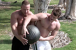 Jack, Samuel in Bareback Muscle Boys Jack & Samuel by