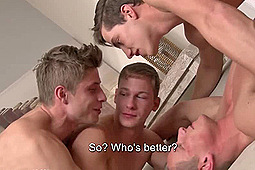 in Jack Harrer's Bare Foursome by BelAmi