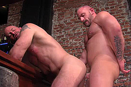 Casey Williams, Samuel Colt in Beefy Bears Rim & Fuck by