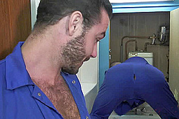 Jessy Ares, Justin King in Horny Plumbers by Alpha Males