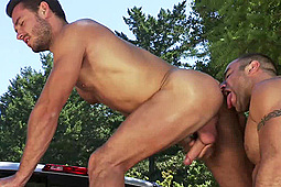 Jessy Ares, Spencer Reed in Jessy Ares & Spencer Reed by