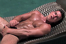 Paddy O'Brian in Paddy's Wet Strokes by Colt Studio Group