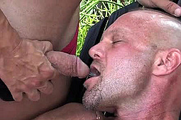 Chad Brock, Jessie Balboa, Slate Dickman in Piss & Jizz for Jessie by