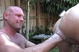Chad Brock, Colin Steele, Jessie Balboa, Pepe, Slate Dickman in Motorcycle Fist Fuck by