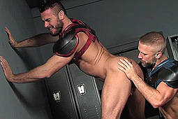 Dirk Caber, Jessy Ares in DILFs in Football Gear by Colt Studio Group