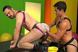 Dolan Wolf, Dylan Saunders in Arm Candy: Dolan & Dylan by