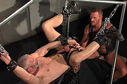 Anthony London, Thor Larsson in Sling Session: Anthony & Thor by