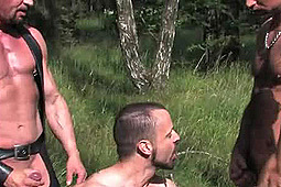 Axel Ryder, David Korben, David More, David Novak, Jacques Fister, Jason Banks, Jorge Balantinos, Kike Garces in Filthy Forest Pigs by