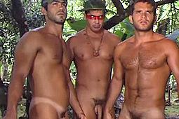 in Brazilian Soldiers Vs. Jungle Warrior by