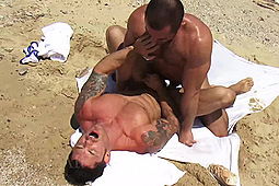 Jessy Ares, Mitchell Rock in Jessy Ares Tops Mitchell Rock by Lucas Entertainment