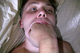 Matt in Spit Sex & Humiliation for a Blond Boy by