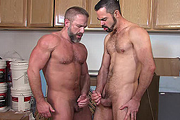 Dirk Caber, Dolan Wolf in Opportunity Knocks: Dirk Caber & Dolan Wolf by