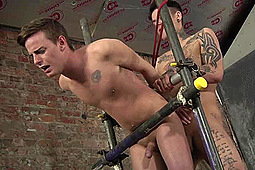 Cameron James, Mickey Taylor in How Much Can Cameron's Hole Take? by Boynapped