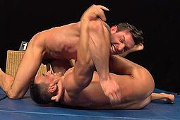 Martin Porter, Rado Zuska in Nude Wrestlers Martin & Rado by