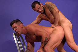 George Ce, Trenton Ducati in Trenton Ducati Gets Pounded by