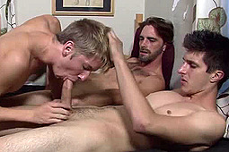 Jared King, Joe Parker, Joey Landers in Joey Landers, Joe Parker, & Jared King by