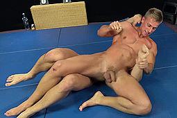 Bradley Cook, Vilibald Athlon in Wrestling with Bradley Cook by Str8Hell