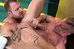 Austin Wolf, Johnny V in Surge: Intense Assplay for Johnny V. by