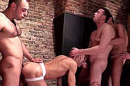 Alberto Martin, Macanao Torres in Macanao Torres' Hosts a Sex Party by Jalif Studio