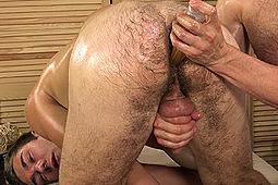 Leo Roun in Leo Roun's Hairy Ass by
