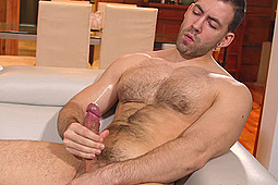 Nathan Topps in Nathan Shoots Cum by