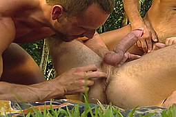 Ethan Payne, Keith Webb, Michael Vincenzo in Eruption: Keith, Ethan & Michael's 3-Way by