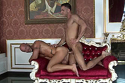 Aymeric DeVille in First Time, Part 2: Aymeric & Sergio by