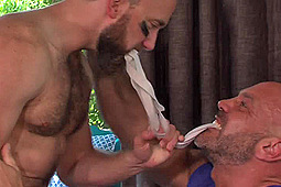 Jesse Jackman, Nick Prescott in Coach Comes Out of the Closet by