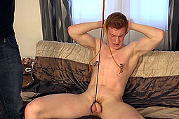 Michael Red in Extreme CBT for a Redhead Hottie by Str8Hell