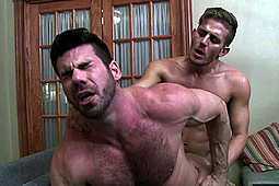 Alexander Gustavo, Billy Santoro in Sugar Daddies: Alexander Gustavo & Billy Santoro by Icon Male