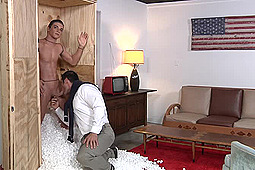 Johnny Rapid, Marcus Ruhl in Johnny In A Box by