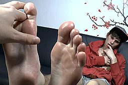 Andre Lucas in Andre Lucas' Stinky Teen Feet by