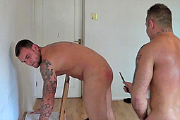 Andy Lee, Jay, Mr X in Paddle Dare: Andy Lee & Jay by