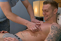 Thomas Parks in Thomas Parks' Massage by