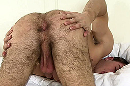 in Alex's Hairy Hole by