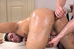 Milan Manek in Milan Manek's Massage by