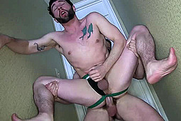Asher Devin, Jackson Fillmore in Breeding in the Hallway by