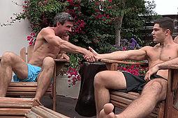 Daniel, Tanner in Daniel & Tanner: Bareback by