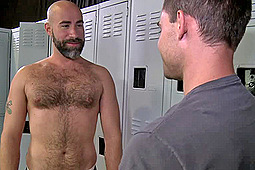 Damon Andros, Lance Bar in A Daddy Who Dominates by