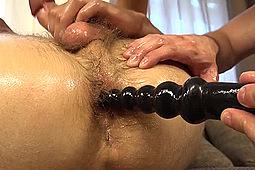 Kolja Muskanec in Huge Dildos for Kolja Muskanec by Str8Hell