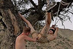 Jack Ashley, Sean Taylor in Blindfolded Bondage Twink Jack Ashley by Boynapped